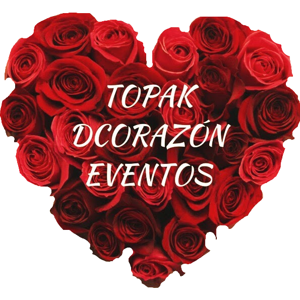 TOPAK DˋCORAZÓN EVENTOS