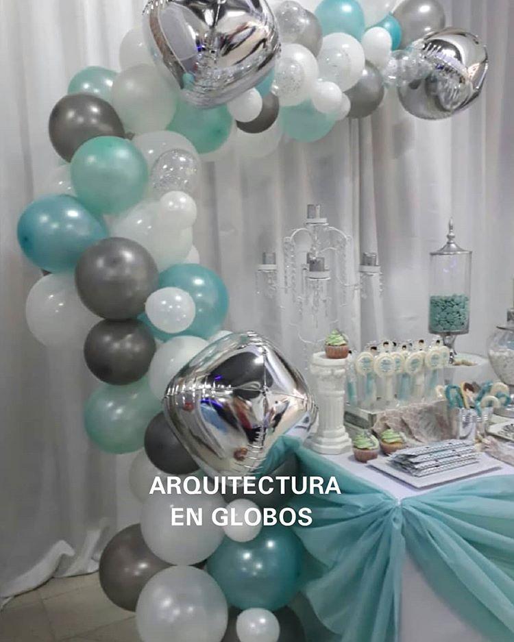 Arquitectura de globos