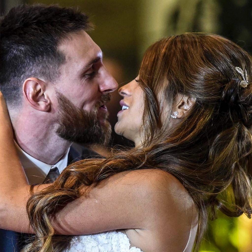 Leo Messi se casa