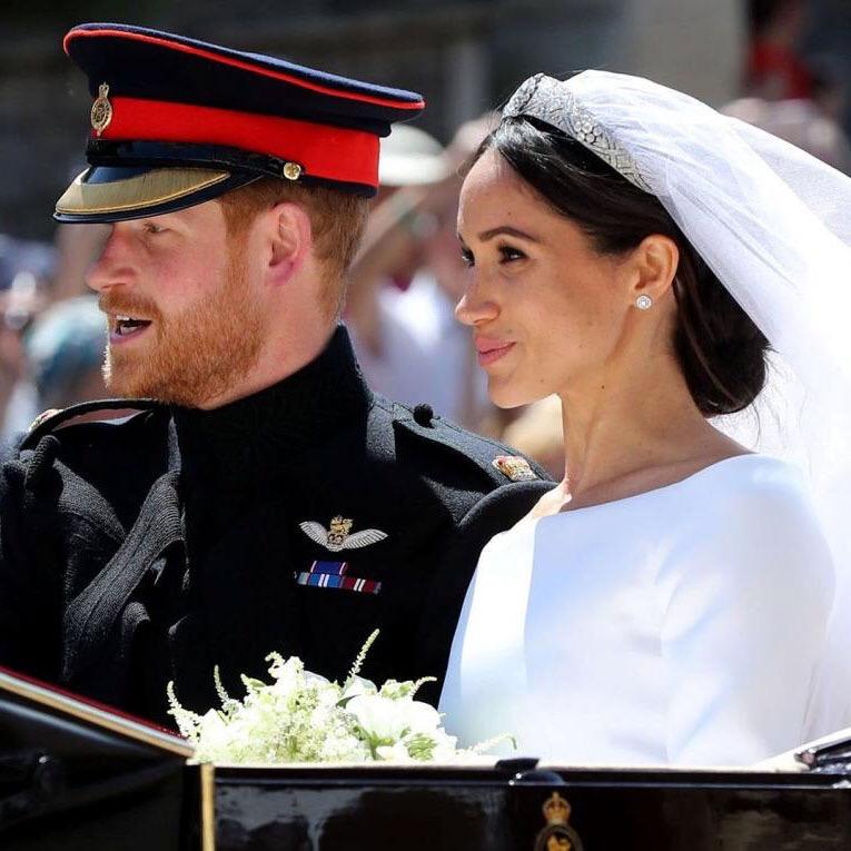 Boda Real entre el Príncipe Harry y Meghan Markle