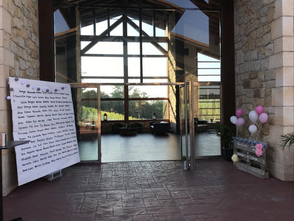 Photocall de bodas diferentes