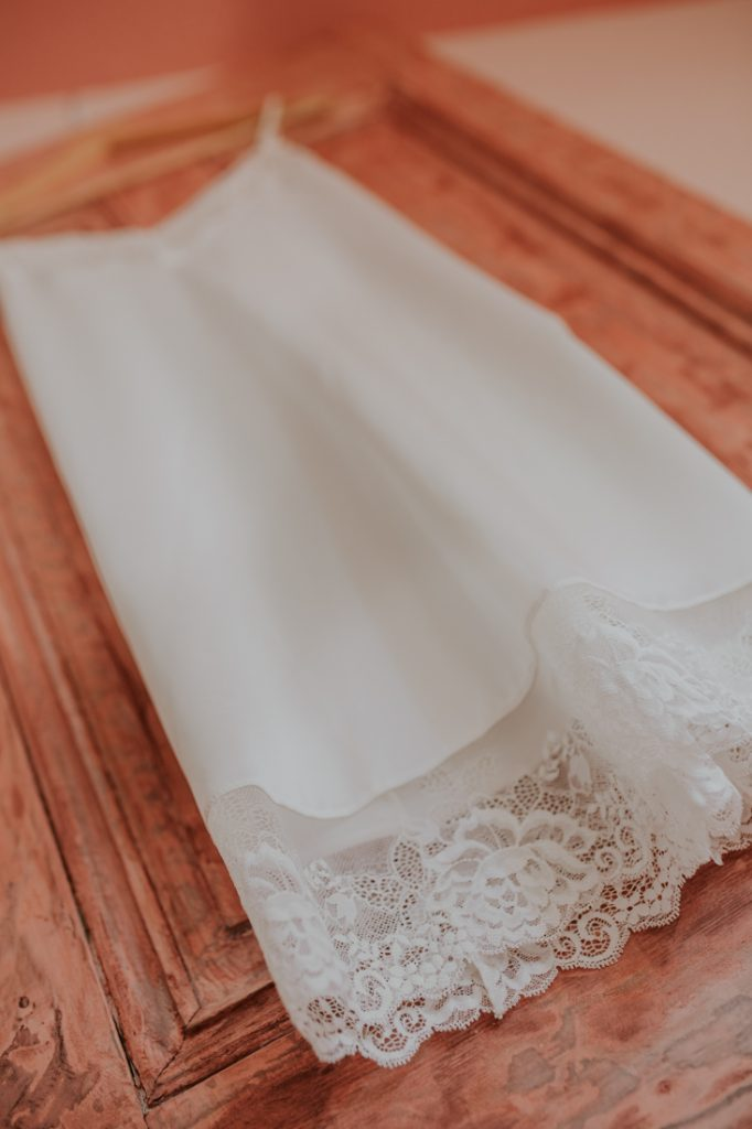 Ropa interior para novias